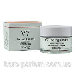 Крем для лица отбеливающий V7 Toning Cream