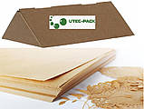 Упаковочная крафт бумага А0 80 г/м2 (20 листов в упаковке) 120х84см., фото 4