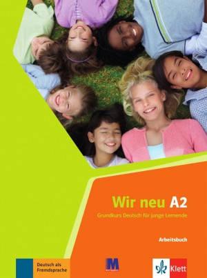 Wir Neu A2 Arbeitsbuch, фото 2