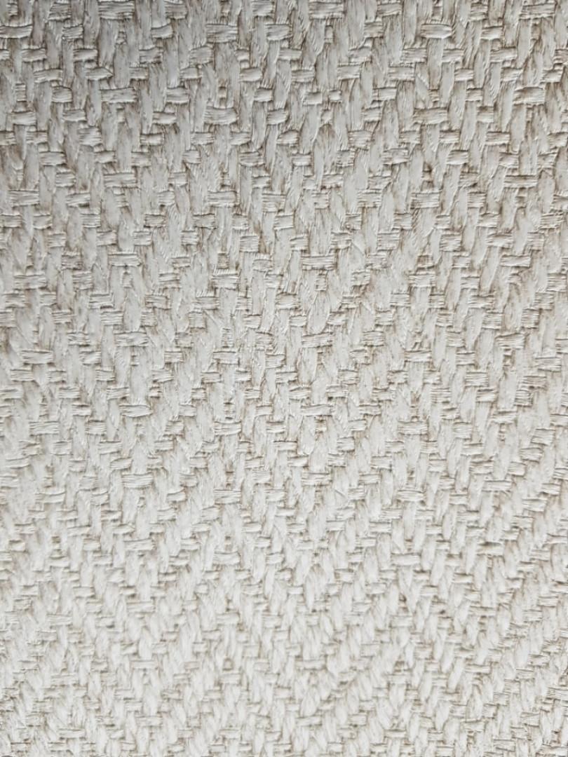 Обои виниловые на флизелине Marburg Loft 59301 однотонные бежевые под  рогожку