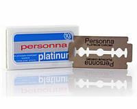 Лезвия для безопасной бритвы Personna Platinum (10 лезвий)
