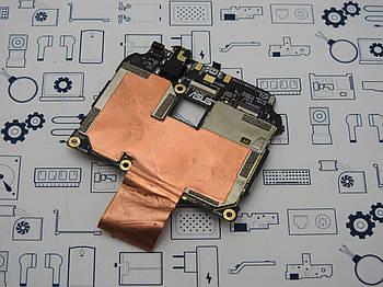 Материнская плата Asus Zenfone 2 ZE551ML 16Gb оригинал с разборки (100% рабочая)