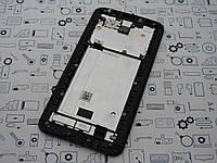 Б.У. Модуль дисплея Asus Zenfone 2 ZE551ML в сборе черный