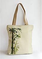 Сумка под вышивку бисером (нитками)  Бамбук