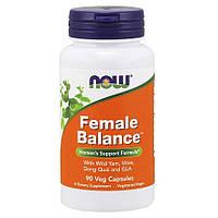 Витамины для женщин NOW Foods Female Balance (90 капс)