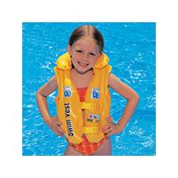 меры безопасности детей на воде: надувной жилет,фото