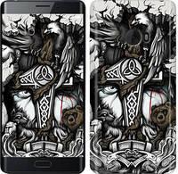 Чехол EndorPhone на Xiaomi Mi Note 2 Тату Викинг 4098u-422, КОД: 349470