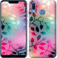 Чехол EndorPhone для Huawei Honor Play Листья 2235u-1533, КОД: 736624