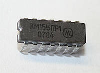 МикросхемаКМ155ЛР1 (DIP-14)