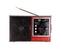 Радиоприемник GOLON RX-002 FM AM с Mp3 USB SD Черный 1em000865, КОД: 897750