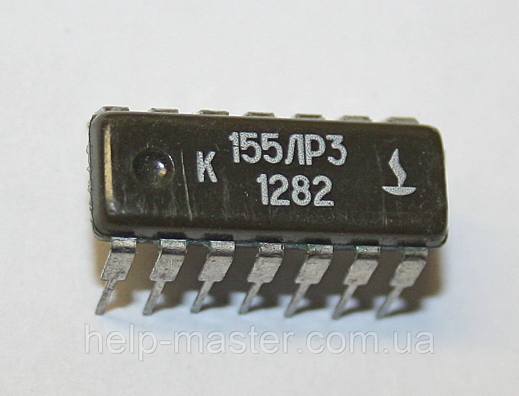 Микросхема К155ЛР3 (DIP-14)