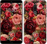 Чехол EndorPhone на Meizu 15 Цветущие розы 2701u-1472, КОД: 932756