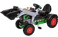 Педальный трактор-погрузчик Джим Турбо (005 6513)