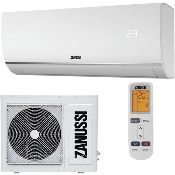 Инверторный кондиционер Zanussi ZACS/I-09 HS/N1 SienaDC Inverter