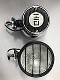 Мощные прожекторы ксенон, металлический корпус, защитное стекло, луч до 350 м, фото 4