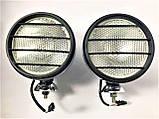 Мощные прожекторы ксенон, металлический корпус, защитное стекло, луч до 350 м, фото 3