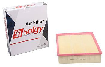 Фильтр воздушный MB Sprinter/VW LT 96-06  (103001) SOLGY