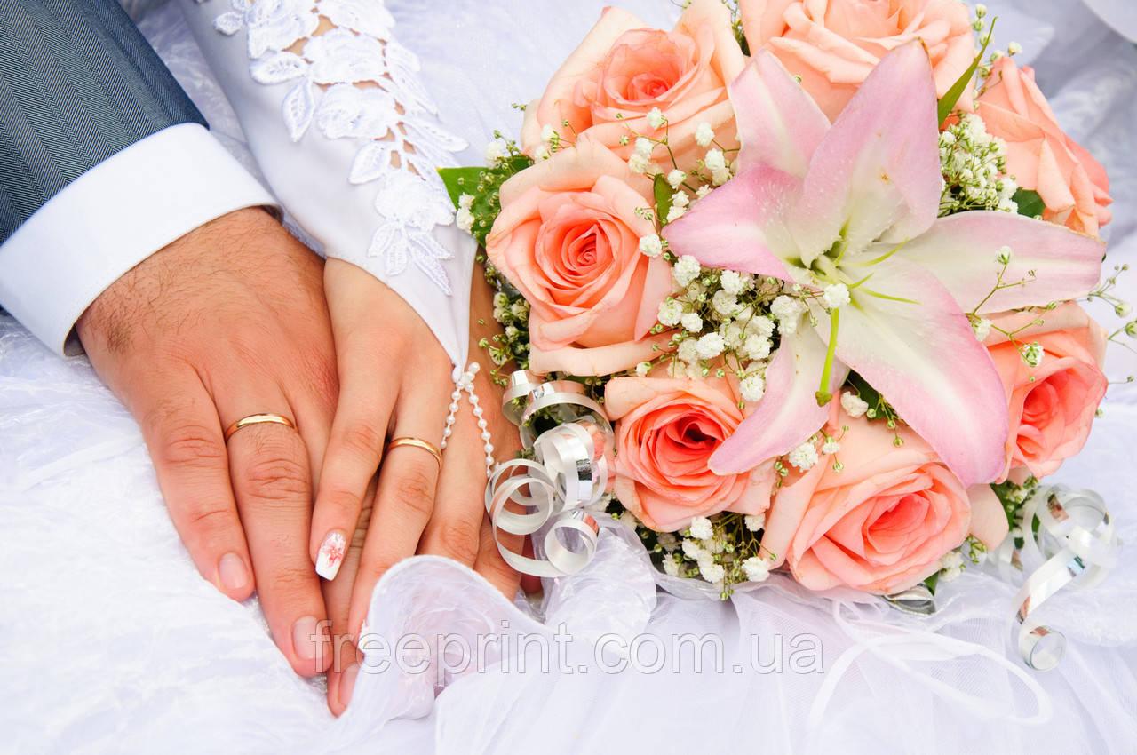 Фотозона свадебная, фон на роспись, фотозона для бракосочетания
