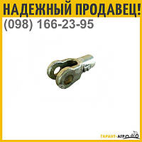 Вилка тяги управления тормозами и сцеплением МТЗ (Д-240)   50-3502203
