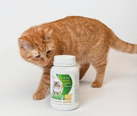 ORLING Chondrocat - Хондрокет добавка к корму для кошек с коллагеновыми пептидами 180г