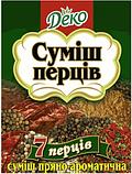 """Смесь перцев молотая 7 перцев 15г """"Деко"""", фото 3"""