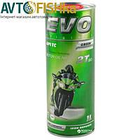 Моторное масло 2Т EVO MOTO 2T BIO GREEN 1L, фото 1