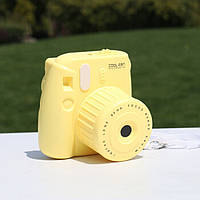 Вентилятор Фотоаппарат Yellow SKL32-152755