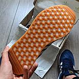 Мужские кроссовки Adidas Iniki Runner черные с белым летние весенние. Живое фото (Реплика ААА+), фото 3