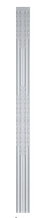 Тело Classic Home P089, лепной декор из полиуретана.