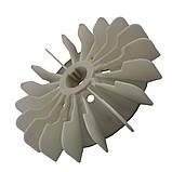 Крыльчатка (Вентилятор) -АИР-112 (4,6,8) 32мм/158мм/210мм, фото 2