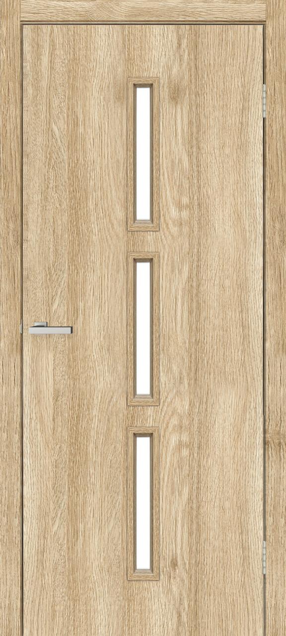 Двери Омис Техно Т-03 Дуб саванна