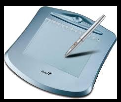 """Графічний планшет GENIUS G-Pen 560 4.5""""x 6"""" USB"""