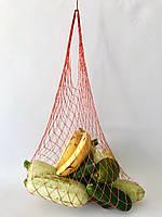 Авоська, экосумка для покупок, торба шопер хлопок, фото 1
