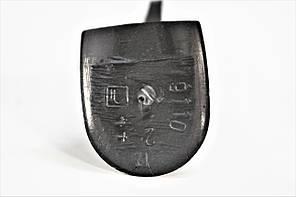 Каблук женский пластиковый 9110 р.1-3  h-11,3-12,5 см., фото 3