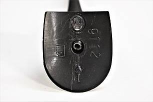 Каблук женский пластиковый 9112 р.1-3  h-12,0-12,8 см., фото 2