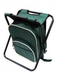 Рюкзак-табуретка для пикника на 4 персоны с наполнением WCA- 9152