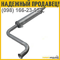 Резонатор ВАЗ-2110, 2111, 2112 под катализатор (8 клапанов до 2006г. Евро-2) | 40303100