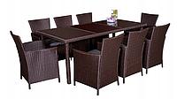 Комплект мебели из техноротанга MATORI