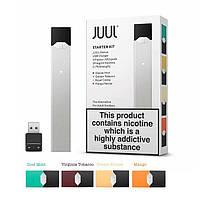 Джул Starter Kit  c подами Серебро , электронная сигарета вейп