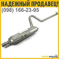 Глушитель Москвич АЗЛК-412 | 20501100