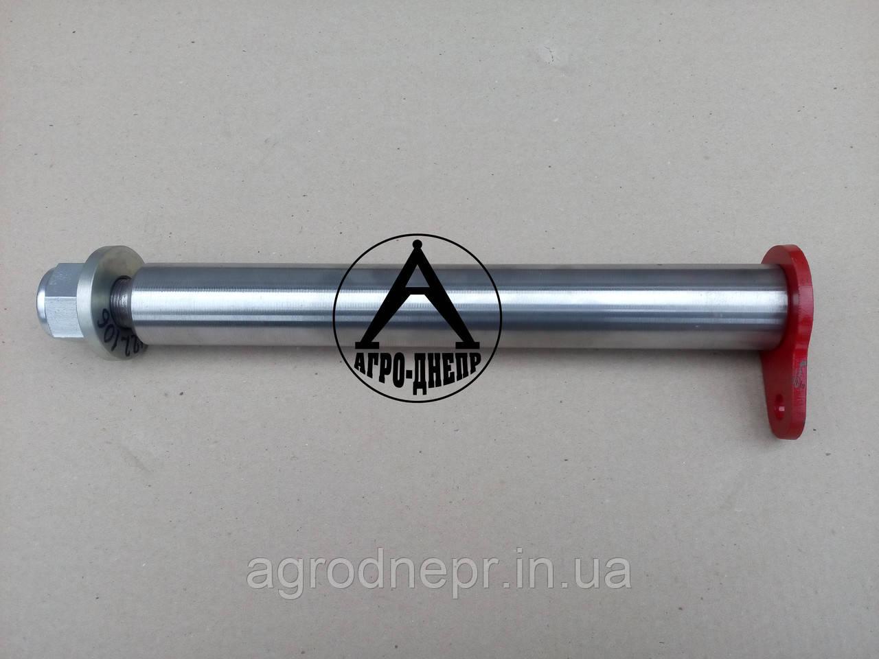 122250 Ось горизонтальная кардана плуга оборотного SP 9-SPW 9 Gregoire Besson  (в сборе с гайкой VJ335 и шайбо