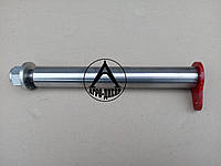 122250 Ось горизонтальная кардана плуга оборотного SP 9-SPW 9 Gregoire Besson  (в сборе с гайкой VJ335 и шайбо, фото 1