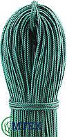 Шнур полипропиленовый Ø 4 мм. 200 м. + вставка шпагата ПП (жесткий шнур) вязаный с сердечником.