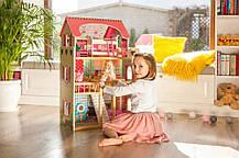 Игровой кукольный домик 4109 Roseberry + 2 куклы, фото 2
