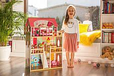 Игровой кукольный домик 4109 Roseberry + 2 куклы, фото 3