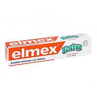 Elmex junior зубная паста