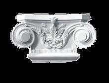 Капитель  Classic Home P144-K, лепной декор из полиуретана.