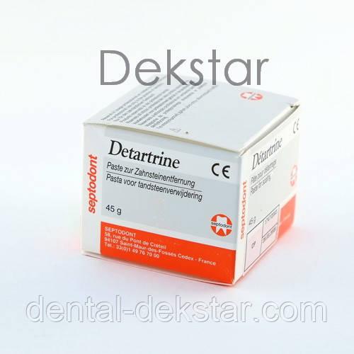 Детартрін (Detartrine) для видалення зубного каменя