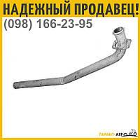 Труба приёмная КАМАЗ - 5320 левая (совмещённая) штаны | 100101100