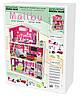 Ігровий ляльковий будиночок для барбі Ecotoys 4118 Malibu + ліфт, фото 6